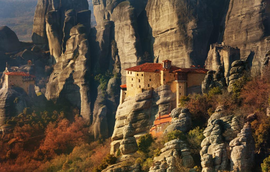 Holy Rousanou Monastery